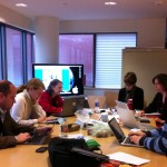 Historic Dress Working Group meeting, October 19, 2012